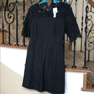 NWT The Limited Petite Small Blk Must Haves Dress